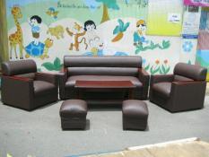 Sofa Phòng Khách đẹp Bk-90 By Baokhangfurniture.