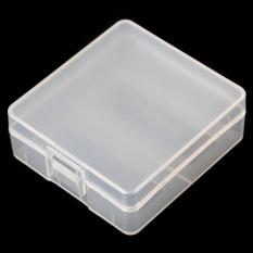 Soshine Portable Hard Plastic Case Holder Storage Box for 2 x 9V Batteries - intl