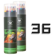 Mua Star Mall Eco-friendly Art Coloured Pencils Oily Drawing Pencils for Kids & Adults Lead Color 36 colors