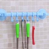 Vòi hút Móc Treo Khăn Phòng Tắm Nhà Bếp Tường Cửa Giá Đỡ Vòi Nhà Tổ Chức-quốc tế