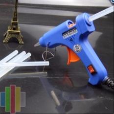 Hình ảnh Súng bắn keo tặng 10 keo nến silicon dài 25cm