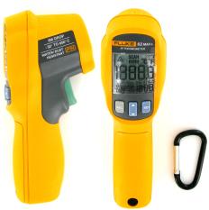 Thiết bị đo nhiệt độ hồng ngoại đến 500 độ C Fluke 62Max