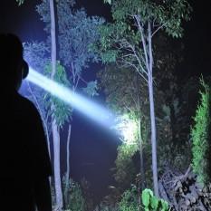 Hình ảnh ĐÈN LED siêu Sáng 5000 Lumens cho Săn Bắn - Quốc tế