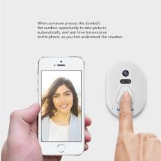 Hỗ trợ Ứng Dụng Điện Thoại Di Động VStarcam D1 Cửa Camera WIFi Ngoài Trời + RF2.4G Hình Chuông Cửa Nhìn Xuyên Đêm Tự Động Chụp Ảnh- quốc tế