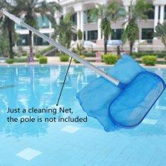 Bể bơi Spa Bồn Tắm Nước Nóng Mặt Ao Lá Skimmer Lưới Dụng Cụ Chuyên Nghiệp Xanh Dương-quốc tế