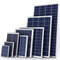 Tấm pin năng lượng mặt trời 50w Poly