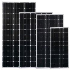 Hình ảnh Tấm pin năng lượng mặt trời Mono 150W + Tặng 1 sạc KTS 12V - 250W Lite