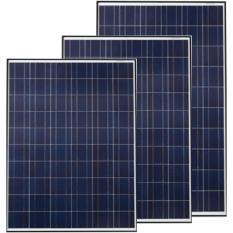 Tấm pin năng lượng mặt trời Poly 110W/12V