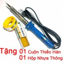 Hình ảnh Tay Hàn Nhiệt WINSTER 60W ( Tặng 01 Cuộn Thiếc Sunchi và 01 Hộp Nhựa Thông )