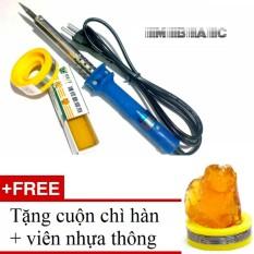 Hình ảnh Tay Hàn Nhiệt WINSTER 60W ( Tặng 01 Cuộn Thiếc Sunchi và 01 Hộp Nhựa Thông ) - MBAC