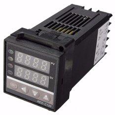 Teamtop Digital PID Temperature Control + 40A SSR + K Thermocouple 0 to 400? REX-C100 - intl