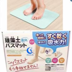 Ôn Tập Thảm Cứng Sieu Thấm Nhật Bản 30X30X0 9 Cm Xanh