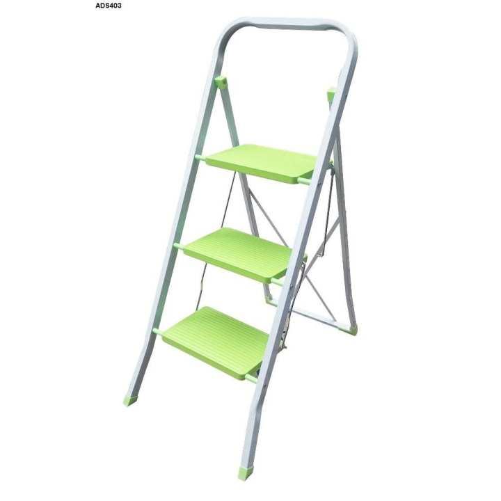 Thang ghế 3 bậc Advindeq ADS403 (Bậc cao nhất: 68,5cm)