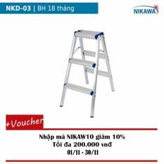 Hình ảnh Thang ghế Nikawa NKD-03