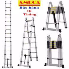 Thang nhôm rút đôi 5,6m AMI560 USA