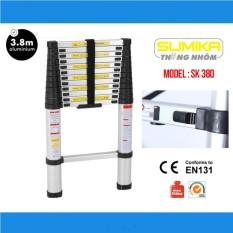 Thang nhôm rút gọn Sumika SK 380 (3.8m)