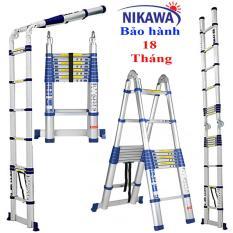 Thang rút đôi NIKAWA NK44AI - 4.4m