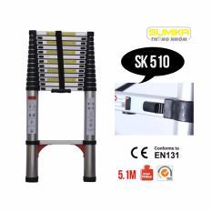 Thang rút nhôm gọn Sumika SK 510 (5,1m)