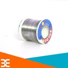 Hình ảnh Thiếc Hàn SOLDER-Ok 0.8mm dễ dàng sử dụng - Cuộn To 100g