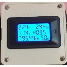 Hình ảnh Thiết bị đo công suất 100A công tơ điện tử