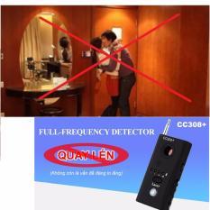 Hình ảnh Thiết bị dò tìm máy ghi âm, camera từ xa CC308+