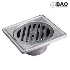 Thoát sàn BAO - LG12060L (Inox 304)