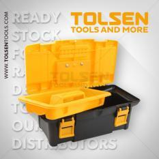 Thùng Đồ Nghề Nhựa Dài 35cm Tolsen 80190 - Chất Lượng Châu Âu