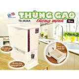 Ôn Tập Thung Đựng Gạo Thong Minh Tashuan Ts 3626A Loại 16Kg