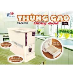 Giá Bán Thung Đựng Gạo Thong Minh Tashuan Ts 3626B Loại 10Kg Tashuan Nguyên