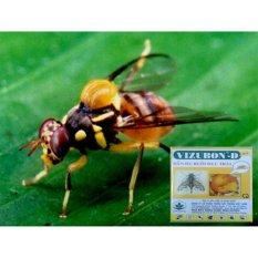 Hình ảnh Thuốc dẫn dụ diệt ruồi vàng đục trái, teo hoa teo trái VIZUBON-D 10ml(Vàng)