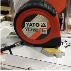 Thươc dây cuộn 5mx25mm Yato YT-7152