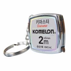 Thước dây móc khóa Komelon KMC-14C Hàn Quốc