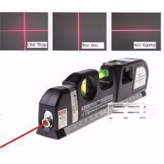 Hình ảnh Thước Đo Bằng Laser 2 tia dọc - ngang PRO3 (Đen)