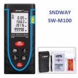 Bán Thước Đo Khoảng Cach Bằng Tia Laser Sndway Sw M100 Cự Ly 100M Gx 968B Rẻ