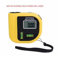 Thước đo khoảng cách loại điện tử không dây bằng sóng siêu âm laser