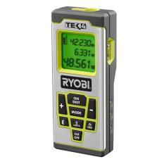 Hình ảnh Thước đo Laser Ryobi, máy đo khoảng cách, diện tích, thể tích SẢN XUẤT TẠI CHÂU ÂU,HUNGARY siêu bền và chính xác.