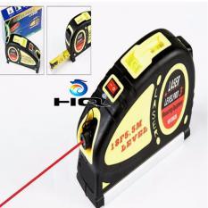 Hình ảnh Thước ni vô laser đa năng cân bằng kèm thước kéo 5,5m HQ 4TI83