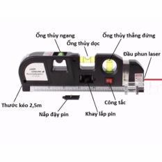 Hình ảnh Thước Nivo laser PRO3 cân mực laser đa năng