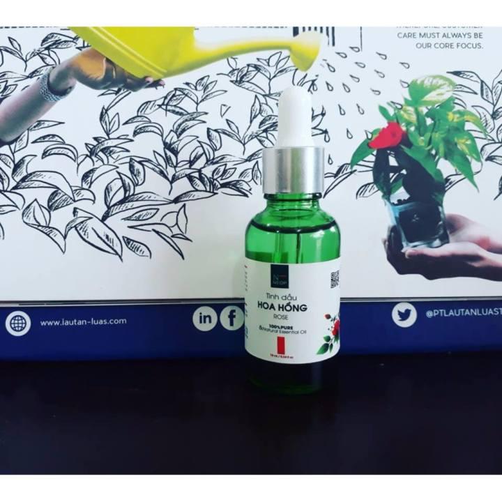 Tinh Dầu Hoa Hồng NEOP 30ml (France) - Rose Essential Oil