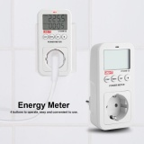 Mua Tmishion Ut230B Lcd Plug In Energy Consumption Meter Voltage Eu Intl Trực Tuyến