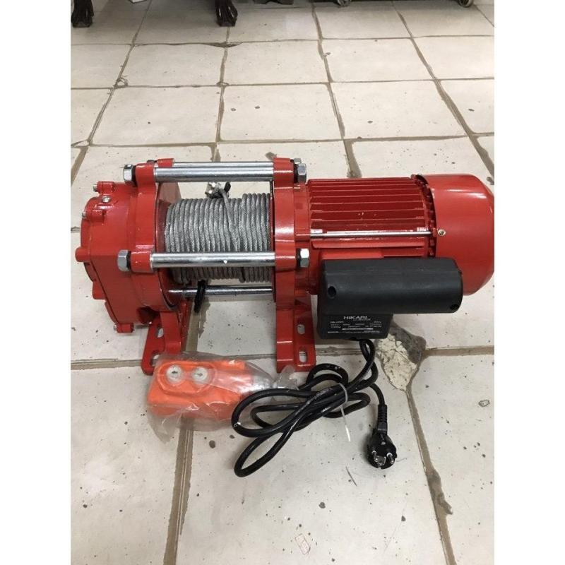 Tời nâng điện HiKari HK-2000  Thái lan (nâng 1000kg) màu đỏ
