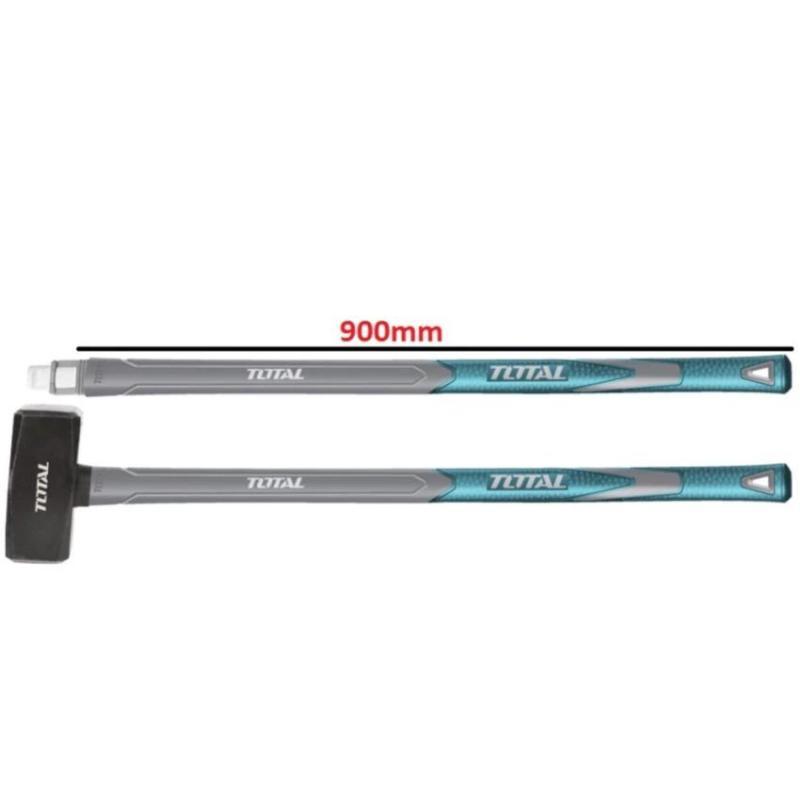 Total - THT720516 Búa đá 5kg-900mm