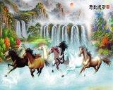 Tranh Dan Tường 3D Phong Thủy Ma Đao Thanh Cong Vtc Lunatm 0020 Kt 110 X 90 Cm Chiết Khấu Hồ Chí Minh