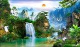 Chiết Khấu Tranh Dan Tường 3D Phong Thủy Tung Hạc Dien Nien Vtc Lunatm 0021 Kt 170 X 100 Cm