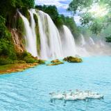 Mua Tranh Dan Tường Cảnh Đẹp Thien Nhien Vtc Wt0085 Hồ Chí Minh