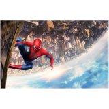 Bán Tranh Dan Tường Vtc Trang Tri Phong Trẻ Em Spider Man Lunate 0065 Nhập Khẩu
