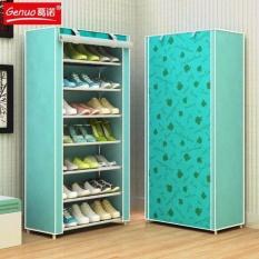 Tủ đựng giày dép 7 tầng bọc vải cao cấp