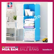 Giá Bán Tủ Nhựa Lắp Ghep Đa Năng Homie 3 O Tvt3 Xt Xanh Hồ Chí Minh