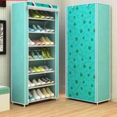 Tủ vải  để giày dép 7 tầng gọn nhẹ