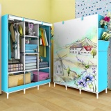 Cửa Hàng Tủ Vải Đựng Quàn Áo 3D Sieu Bèn Oem Hà Nội